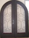 Wrought Iron Door 007