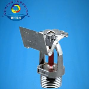 3mm Glass Bulb Side-Wall Fire Sprinkler with CE Certification