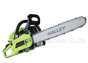 Green Gasoline Chainsaw 45cc (HLYD-45)