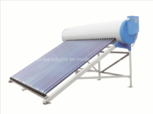 Solar Energy Pressurized Jacket Type Solar Water Heater 150L pictures & photos