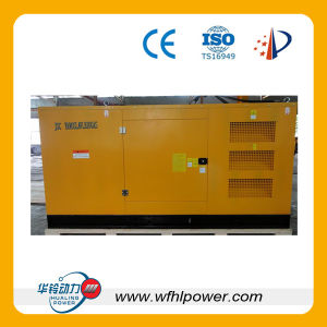 100kw Natural Gas Generator Set pictures & photos