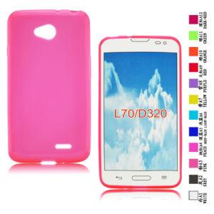 Phone Case Inner Scrub TPU LG L70/D320