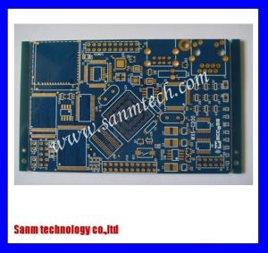 6 Layers PCB (Immersion Gold PCB) (PCB-202) pictures & photos