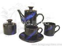 15pcs Tea Set (HJ0160011) pictures & photos