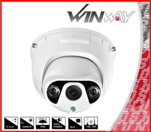HD Cvi 720p Dome Array IR Security CCTV Camera (D800-CVI)