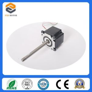 1.8 Deg 57mm Hybrid Linear Step Motor with SGS Certification pictures & photos