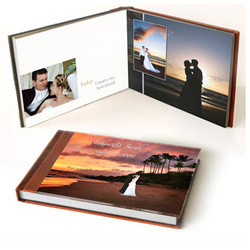 Custom Wedding Photo Book for Photographers