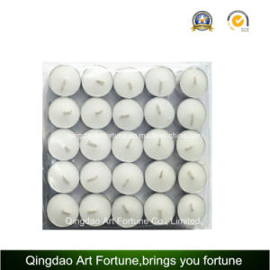 12g White Tealight Candle for Home Decoration pictures & photos