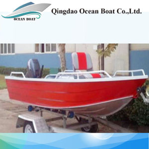 3.65m Small High Quality Personal Pleasure Fishing Boat pictures & photos