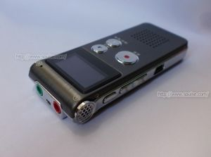 Digital Voice Recorder with 4GB 8GB for Study/Meeting (ID-1028)