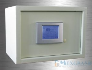 Touchable Screen LCD Safe Box (MG-TCD250-2) pictures & photos