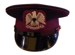 for Peak Cap, Military Cap, Police Cap pictures & photos