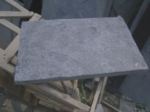 Blue Limestone-Flamed Surface (TM-001)