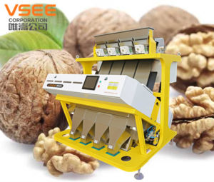Vsee RGB Color Sorter for Walnuts pictures & photos