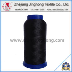 Black Color Thread Polyester Embroidery Thread