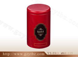 Tin Metal Packaging Tea Can