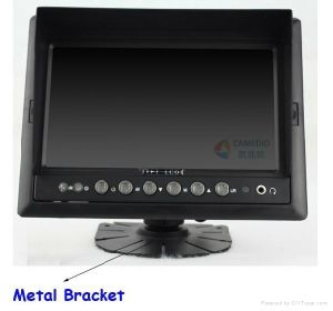 "Dash Quad Display 7"" Split LCD Monitor Support Single, Dual, Triple, Qua... pictures & photos"