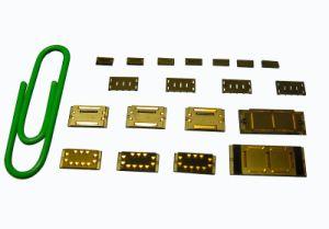 SiMF MEMS Band-Pass Filter