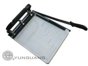 Paper Cutter With Punch (YG-DK) pictures & photos