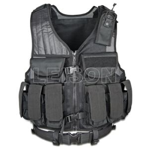 1000d Nylon Police Tactical Vest with SGS Standard pictures & photos