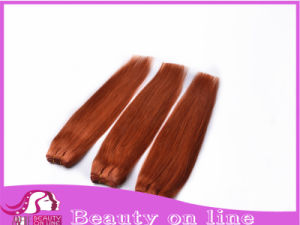 Remy Brazilian Human Hair Weft, Human Hair Extension (BHF-BS004) pictures & photos