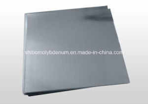 Polished Tungsten Sheets for High Temperature Furnace pictures & photos