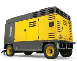 Atlas Copco Portable Screw Air Compressor (XAS486E) pictures & photos