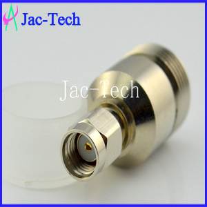 N Female Coaxial Cnnector to RP SMA Male Connector