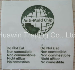 Environmentally Friendly Anti-Mold Stickers for Shoes/Bags/Garments pictures & photos