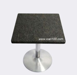 Manufacturer of Natural Granite Tables Restaurant Furniture (ST-405) pictures & photos