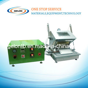 Lithium Ion Battery Compact Vacuum Sealing Machine for Preparing Pouch Cell (GN-YF200) pictures & photos
