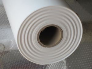 Virgin PTFE Teflon Skived Sheet with White Colour