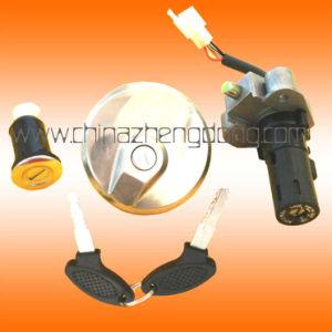 Motorcycle Lock Kit (ZD177(TVS VICTOR))