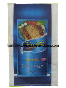 100% New Material 50kg Rice Bag with Beautiful Pictures (KR166) pictures & photos