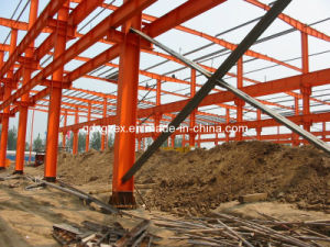 Steel Structure Frame/Steel Structure Building (SS-125) pictures & photos
