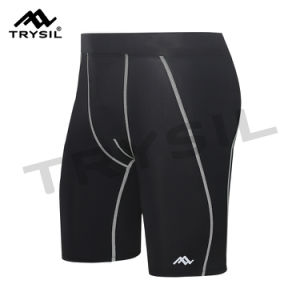 Men′s Sport Short Male Gym Tight Short Pants pictures & photos