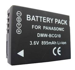 Digital Camera Battery/Camcorder Battery for Panasonic (DMW-BCG10E)