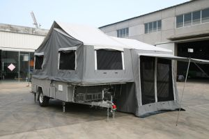 2015 Hot Sale Forward Folding Camping Trailer (LH-CPT-01) pictures & photos