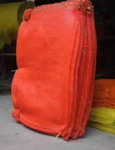 Mesh Bag for Vegetable 50X80cm Orange pictures & photos