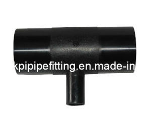 HDPE Fittings Reducing Tee