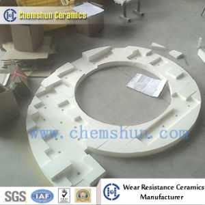 Abrasive Resistant Engineered Ceramic for Cyclone pictures & photos