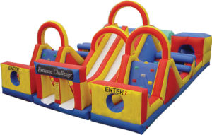 Large Recreational Inflatable Bouncer for Kids (CZ-1001) pictures & photos