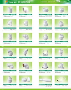 Made in China PVC Male Plug (C08) pictures & photos