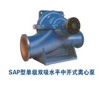 Single Stage Double Suction Centrifugal Pump pictures & photos