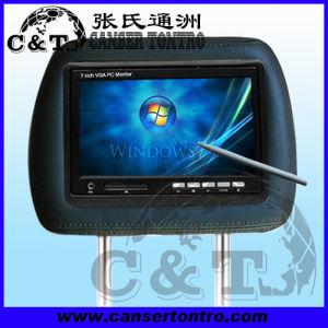 "6.95"" Headrest Car PC Touch VGA Monitor (H701AVGT)"