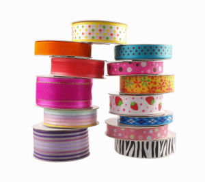Satin Ribbon pictures & photos