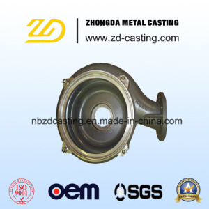OEM Brass Parts by Sand Casting pictures & photos