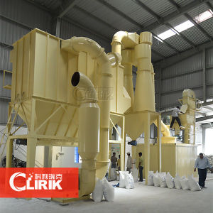 China Supplier Calcium Carbonate Powder Making Machine Manufacturer Production Line pictures & photos