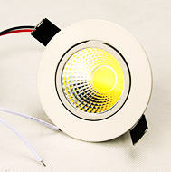 9/12/20/30/40/50W 110-240V Recessed COB LED Downlight pictures & photos