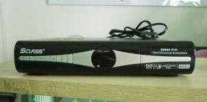 Istar X98 DVB-S With HDMI and Internet Sharing